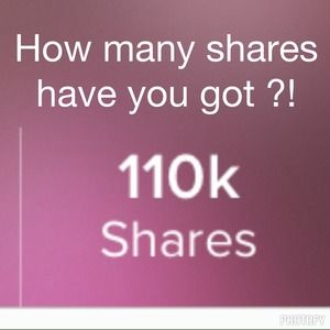 Other - I ❤️to share from closets with high share numbers!