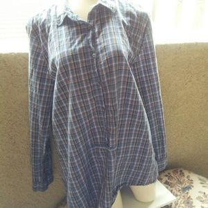 e48814b594d J. Crew Tops -   Sold on vinted     Crew Plaid Tunic