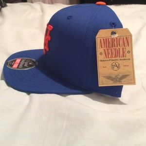 53bc479d6bb American needle Accessories - Mets SnapBack