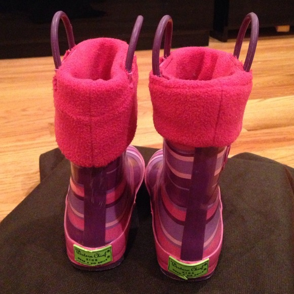 44% off Western Chief Other - FINAL SALE! Kids Rainboots w/ Fleece ...