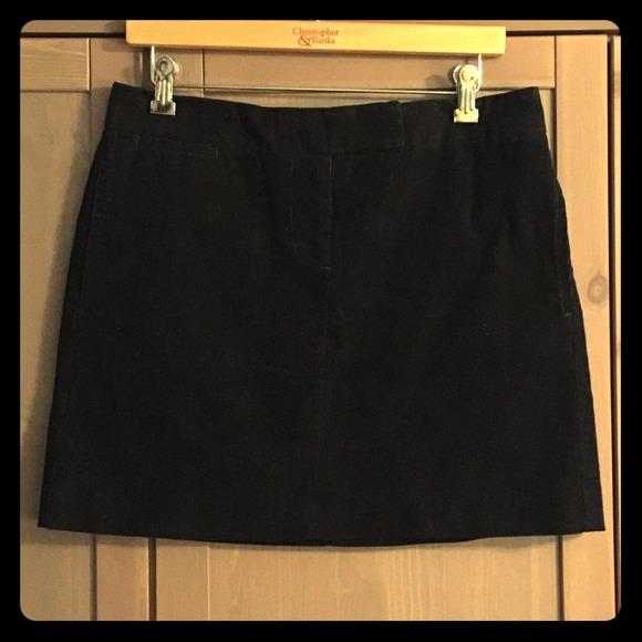 J. Crew - 💕J. Crew corduroy mini skirt from Kim's closet on Poshmark