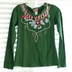Ugly Christmas shirt :)
