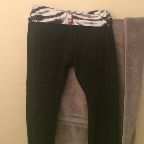 Hard Tail Tie-dye Yoga Pants