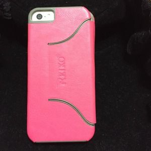Accessories - Hot Pink iPhone 5S cover
