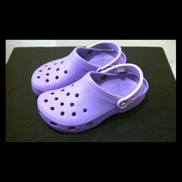 crocs Shoes | Amethyst | Poshmark