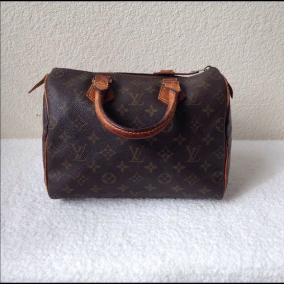 54afaca48ce Louis Vuitton Bags   Reduced Price Due To Condition Speedy 25   Poshmark