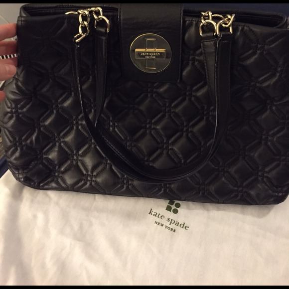 78% off kate spade Handbags - Kate Spade Astor Court Elena Quilted ...