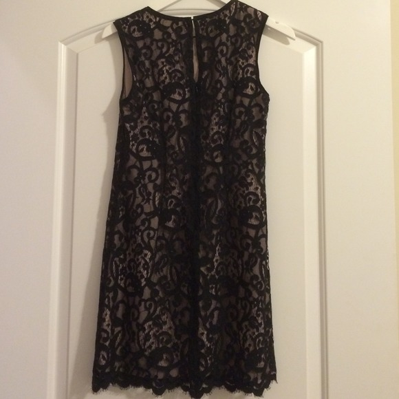 LOFT Dresses - LOFT Black Lace Dress