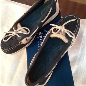 Sperry top - sider .Brand new in box