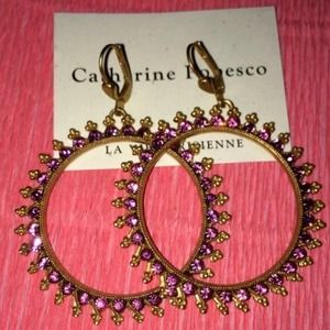 Catherine Popesco Earrings