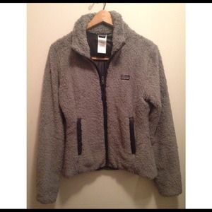 Patagonia Gray Los Gatos Fleece Jacket