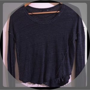 Zara Long sleeves, Midriff W&B Collection