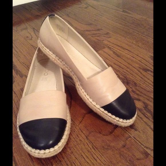 aldo shoes collection 2018 chanel espadrilles