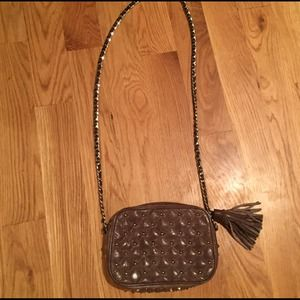 Rebecca Minkoff silver studded bag