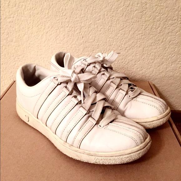K Swiss Shoes K Swiss Tennis Womens Size 6 Poshmark