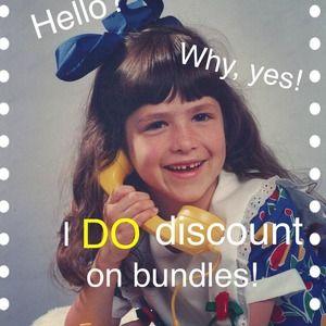Other - Did ya hear about my bundling?