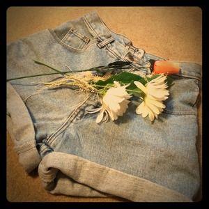 Denim - Vintage High waist
