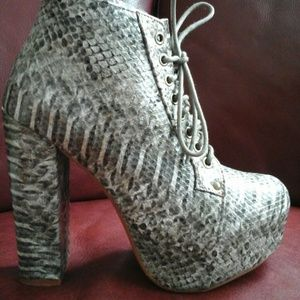 Shoes - Jeffrey Campbell Inspired Lita Shoe Booties