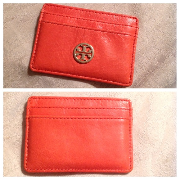 57 Off Tory Burch Clutches Wallets Tory Burch Card Holder