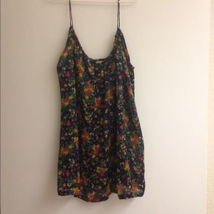 Tucker for Target floral top, size M.