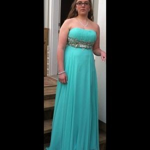 Price reduced!!!! Prom dress
