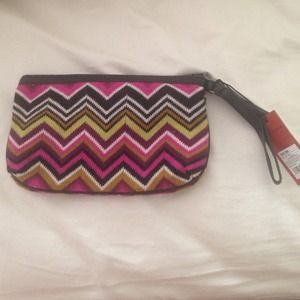 Handbags - NWT Missoni for target knit clutch