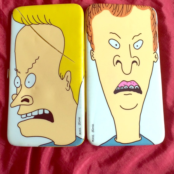 56c9a30f2b850 Accessories - Limited edition Beavis   Butthead wallet
