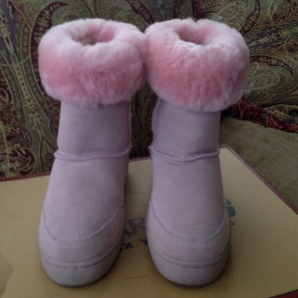 Bear Paws Boots uk Bear Paw Pink Boots