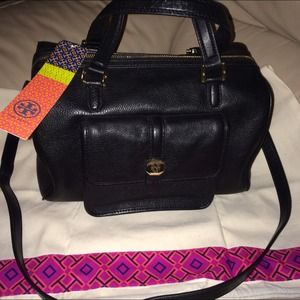 Tory Burch Bags - Tory Burch Satchel. Open to offers.
