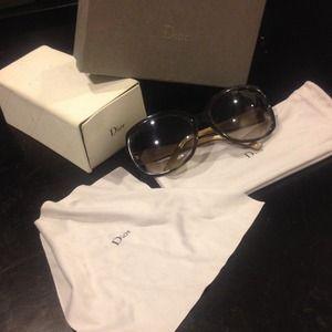 Authentic !!! Dior sunglasses !!