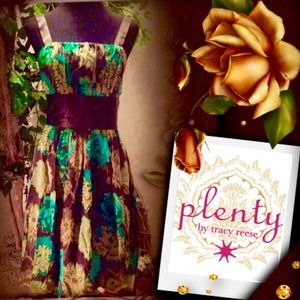Plenty by Tracy Reese Dresses & Skirts - 🎉HP🎉BOUQUET OF BEAUTY💐TRACY REECE