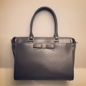 SALE Kate Spade Beacon Court Jeanne Gray Patent