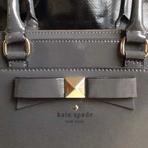Addl photos Kate Spade Beacon Court Garland Gray