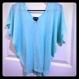 Tops - Teal top
