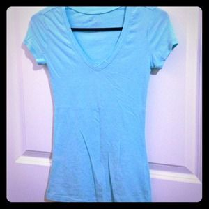 Tops - Teal short sleeve