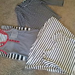 3 Striped Dress Bundle!!!