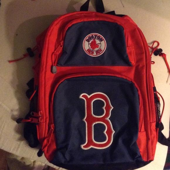 Boston Red Sox backpack. M 546d267ac8ce8535d90024db da5575f6c0154