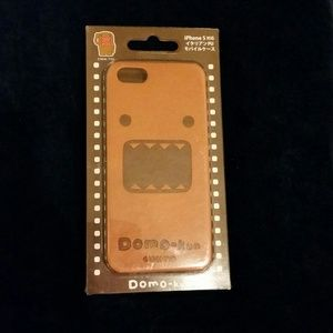 Accessories - Domo Kun iPhone 5 Hard Case from JAPAN