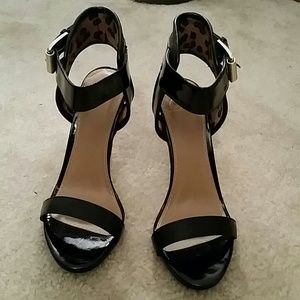 Shoes - NWOT Black High Heels