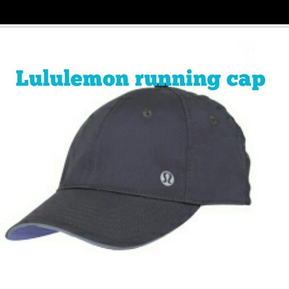 lululemon athletica Accessories - Black Lululemon running baseball hat 299ff11fafe