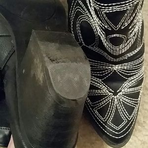 Qupid Shoes - Qupid Western Bootie