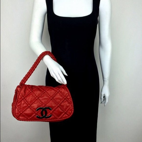 Quilted Leather Chanel Bag Chanel Soft Quilted Leather