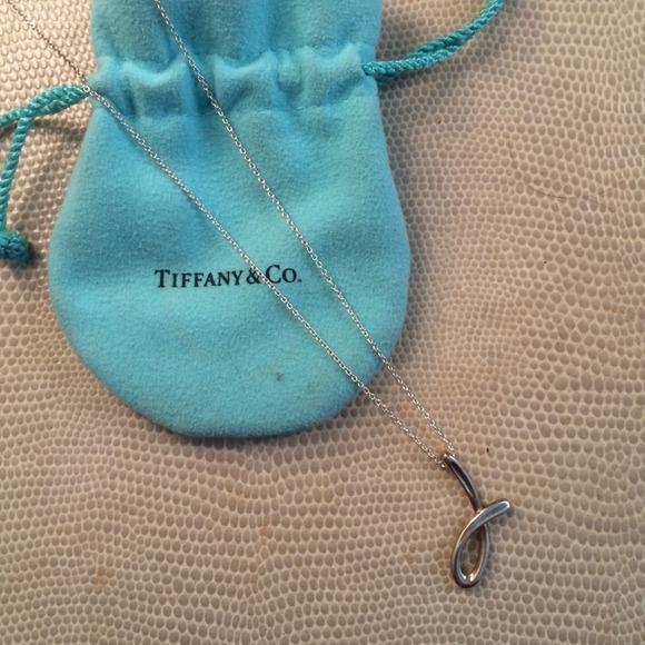 4beeda82b tiffanys initial necklaces