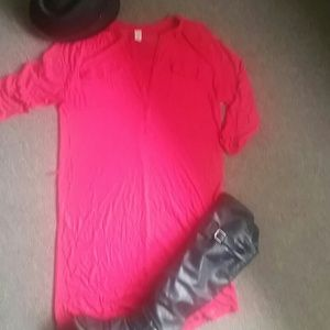 Pink old Navy dress