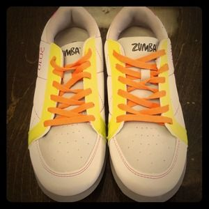 Retired Zumba Convention Carpet Shoes