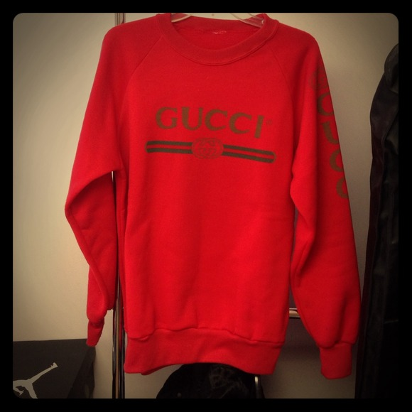 73% off Gucci Sweaters - Vintage Gucci sweater. from Jeef's closet ...