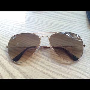 Authentic raybans