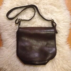 Vintage Coach Leather Satchel