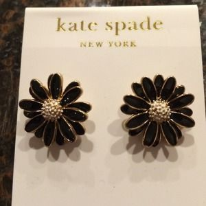 "Kate Spade ""daisy"" earrings"