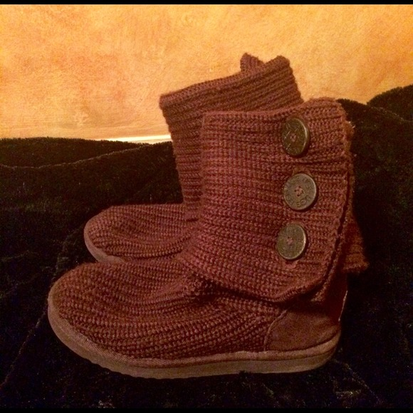 7b5d585c23a Classic Cardy Brown Ugg Boots - cheap watches mgc-gas.com